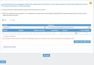 Declare Suas Compras No Paraguai Pelo Celular Blog Do Compras Paraguai