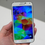 Chegada do Galaxy S5 no Paraguai é prevista para abril