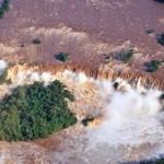 Vazão das Cataratas do Iguaçu alcançam número histórico