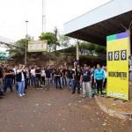 Postos de fronteiras sofrem com greve dos servidores públicos