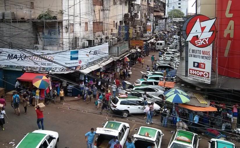 centro_ciudad_del_este_paraguai