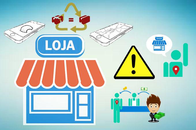 777e397ec90f Saiba os riscos de aceitar ajuda na rua e comprar em lojas não confiáveis  no Paraguai