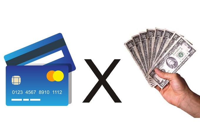 cartão de crédito no Paraguai