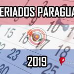 Feriados Paraguai Calendário – 2019